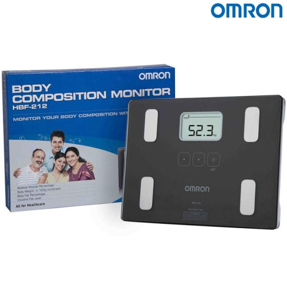 Omron HBF 212 Digital Full Body Composition Monitor