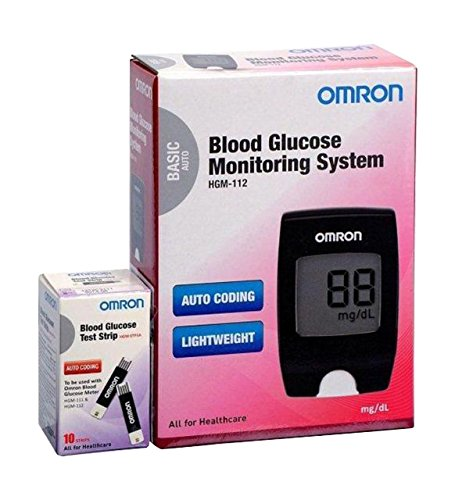 Omron HGM-112 Glucometer