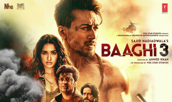 Watch Baaghi 3 Full Movie On Disney+ Hotstar VIP