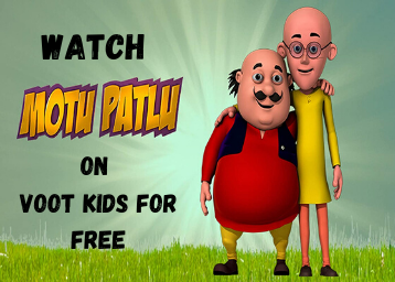 Watch Motu Patlu Latest Episodes On Voot Kids For Free