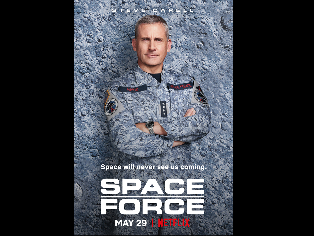 Space Force TV Series