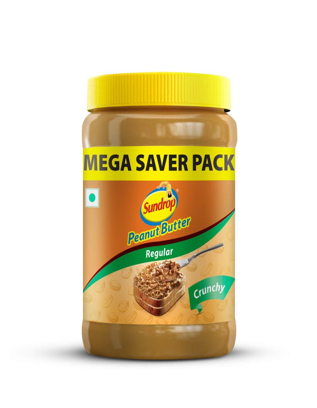 Sundrop Peanut Butter, Crunchy