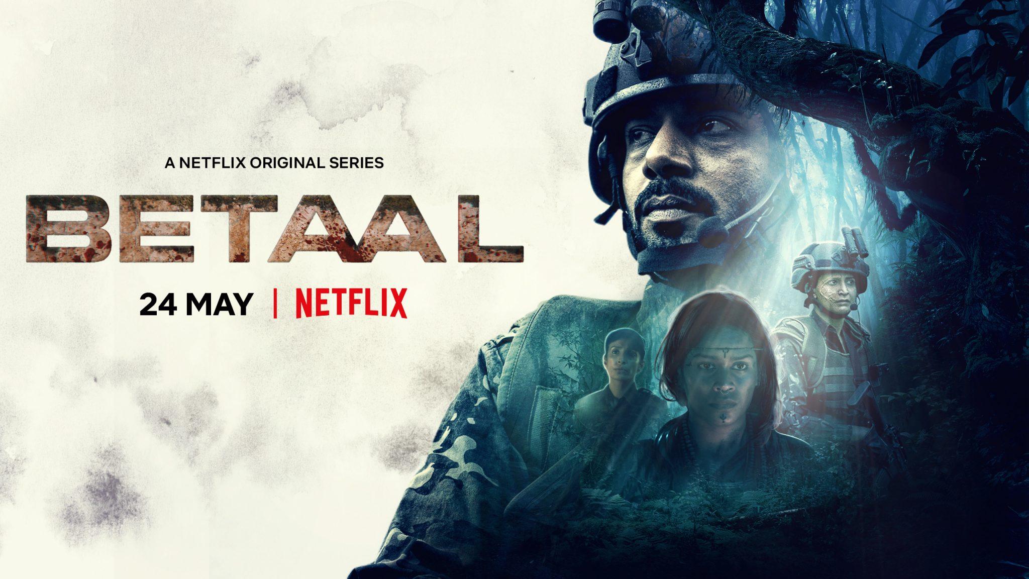 Betaal Netflix Series