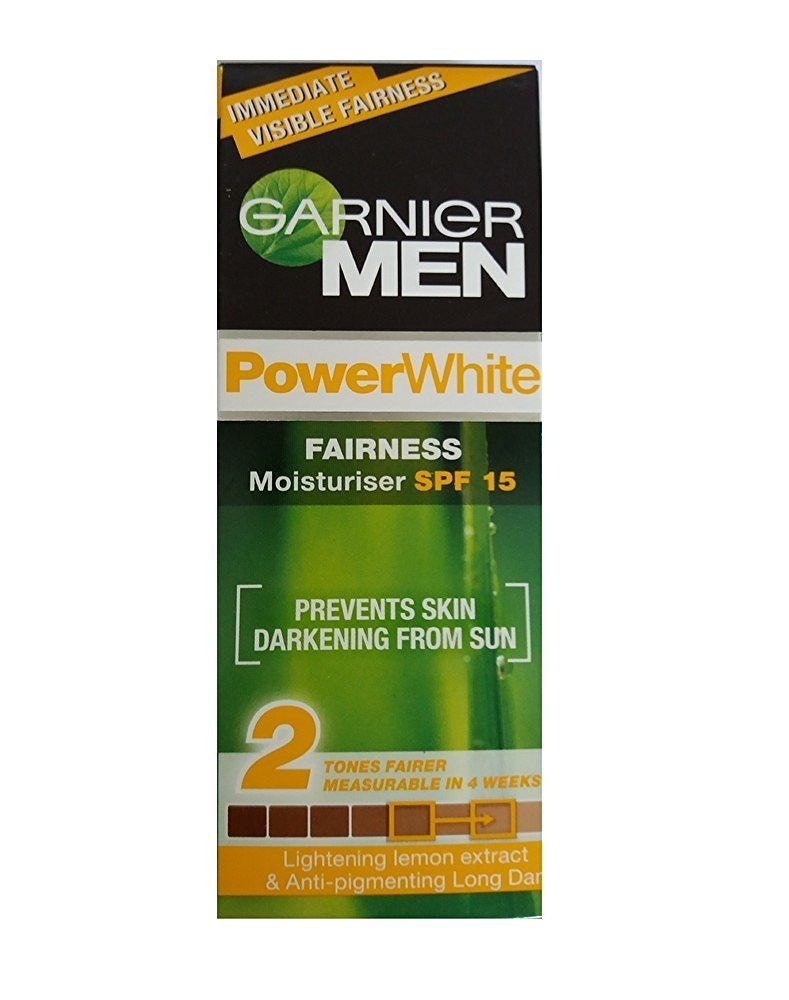 Garnier Men Power White Fairness Moisturiser