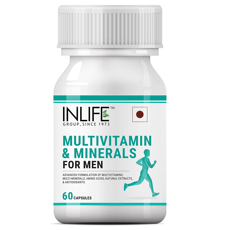 Inlife Multivitamins & Minerals Capsule for Men