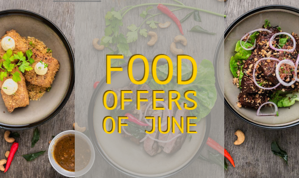 Top 15 Food Offers For June 2020: Offers On Zomato, Swiggy and More