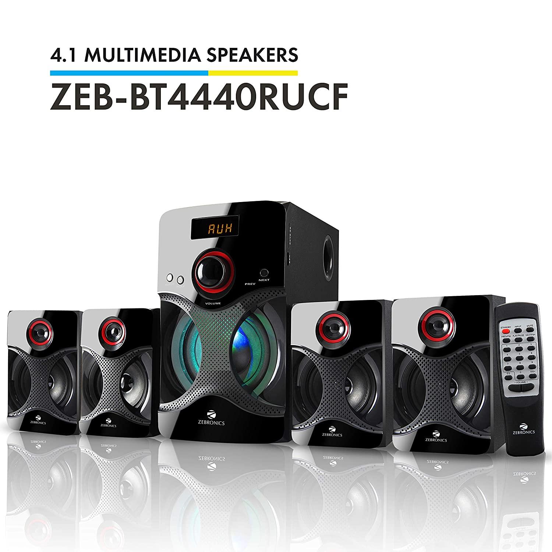 zebronics-home-music-system