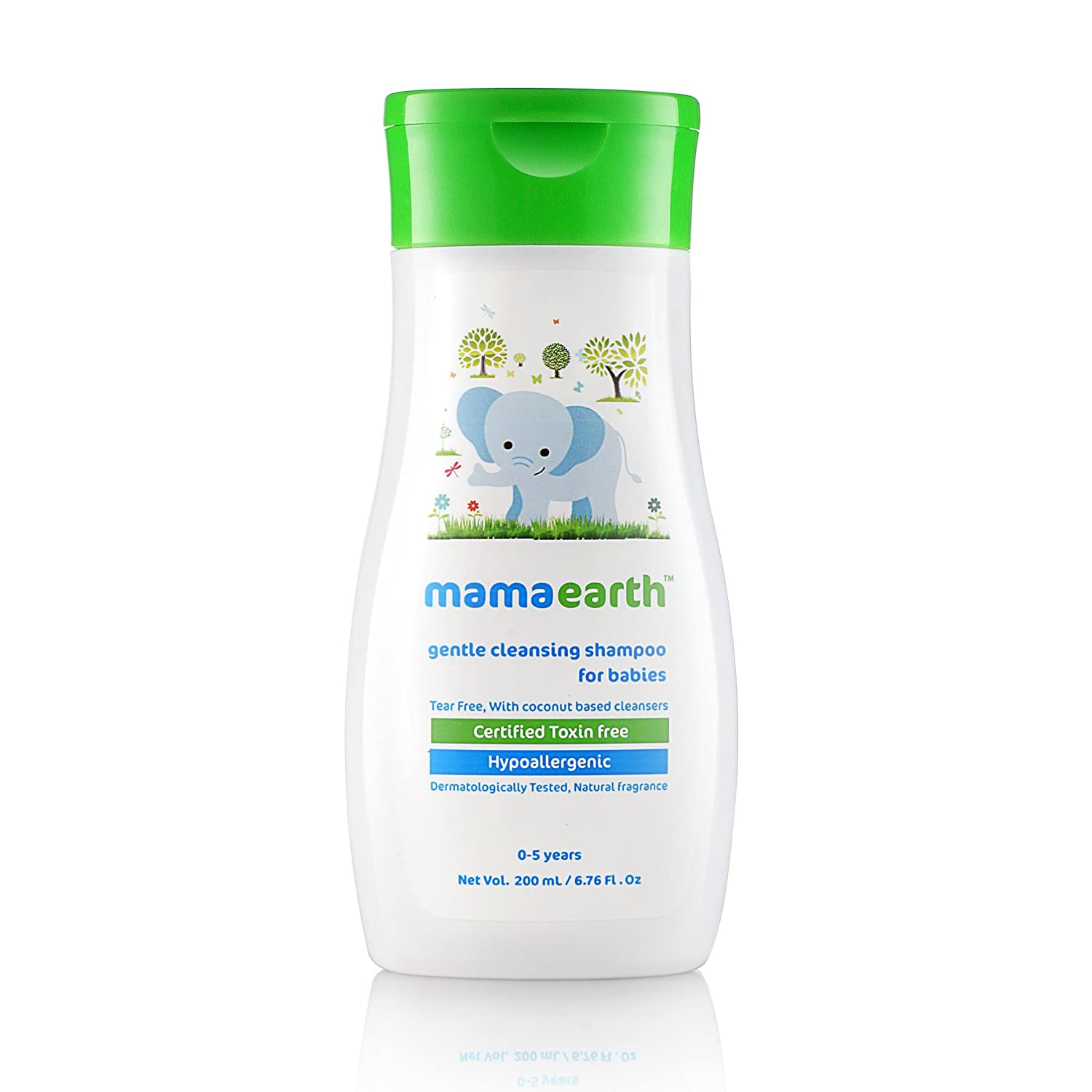 Mamaearth products for babies review