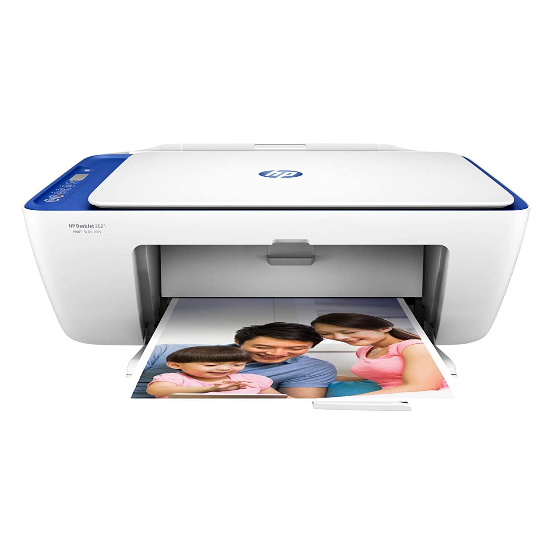 HP Deskjet 2621 All-in-One Wireless Colour Inkjet Printer