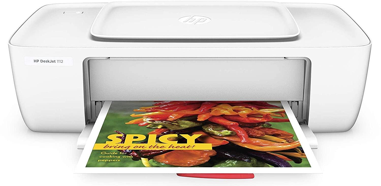 HP DeskJet 1112 Single Function Color Printer
