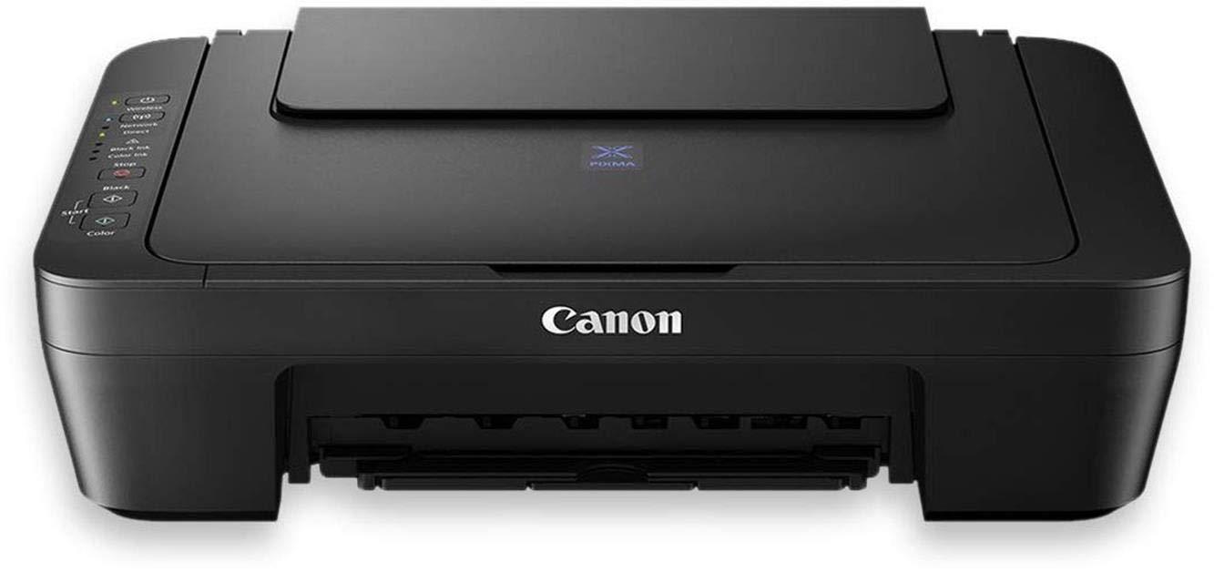 Canon Pixma E470 All-in-One Inkjet Printer