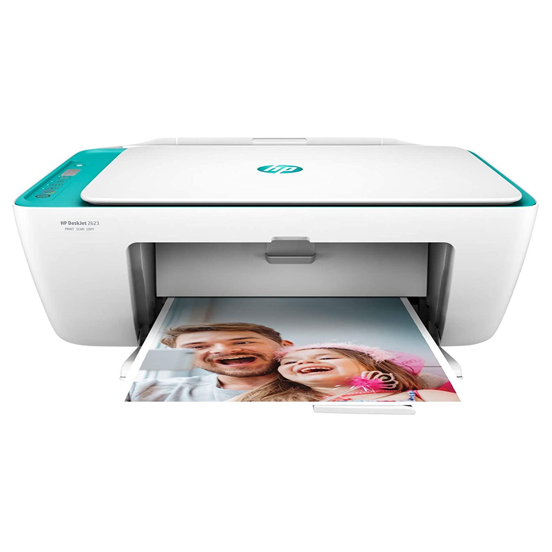 HP DeskJet 2623 All-in-One Wireless Colour Inkjet Printer