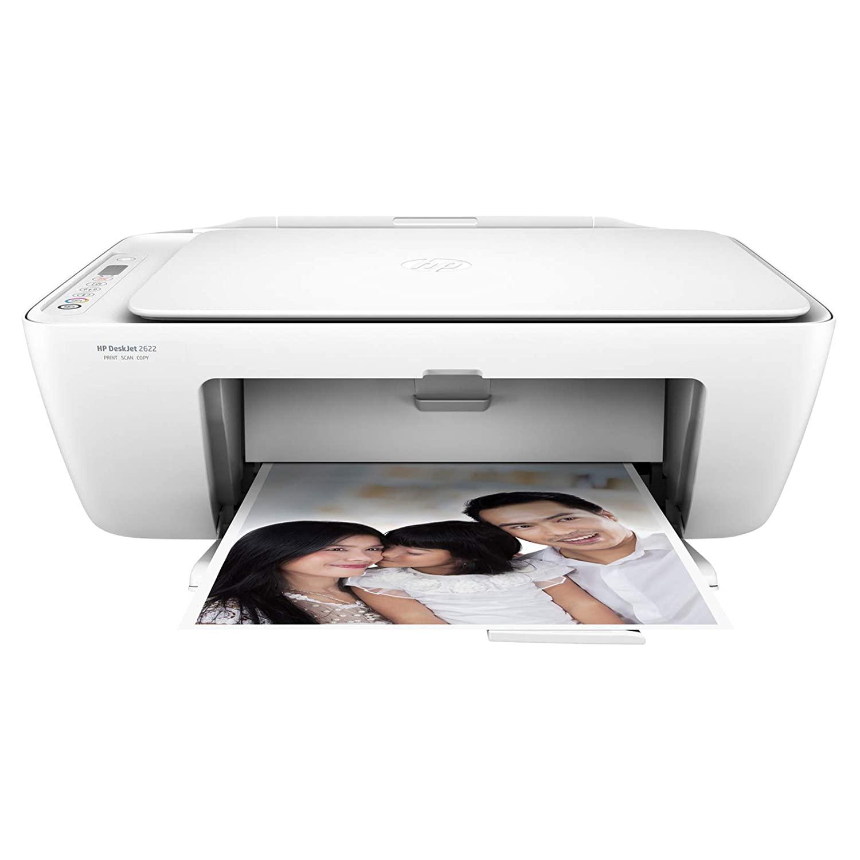HP DeskJet 2622 All-in-One Wireless Colour Inkjet Printer