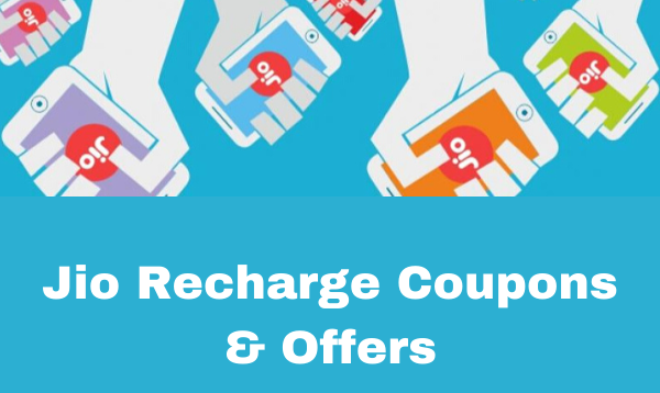 JioRecharge Coupons & Offers