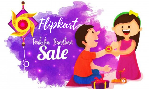 Flipkart Rakhi Sale: Upto 70% OFF Rakhi Gifts & More