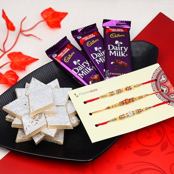 Personalised Rakhi Gifts for Brother