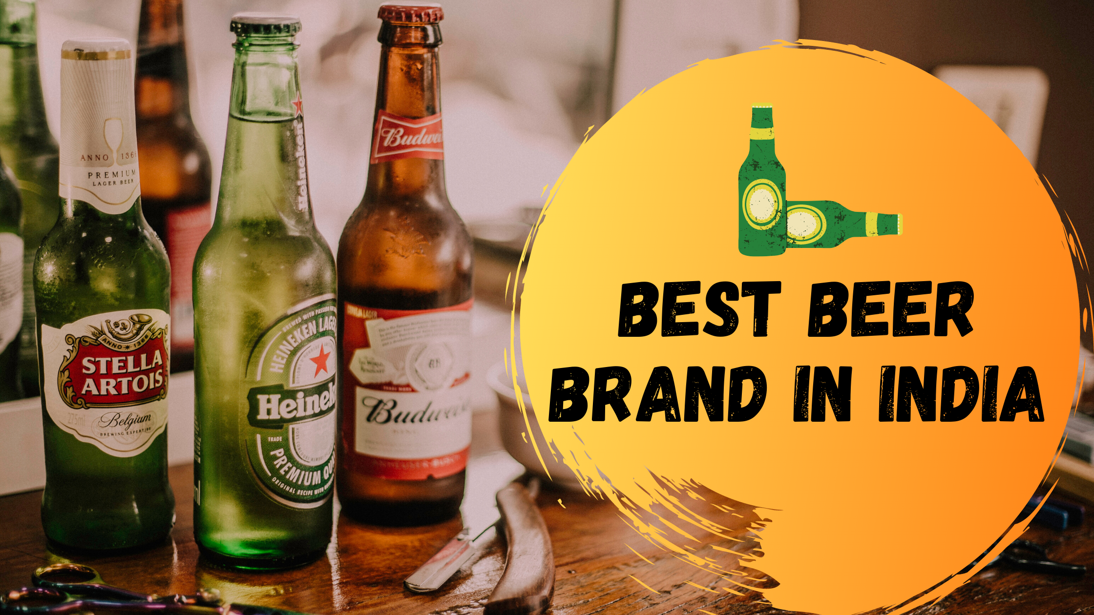 Here we have reviewed the best beer brands with price in India. We have done a detailed review on the best selling beer brands in India, and here we have their features, types, alcohol content, price and more.