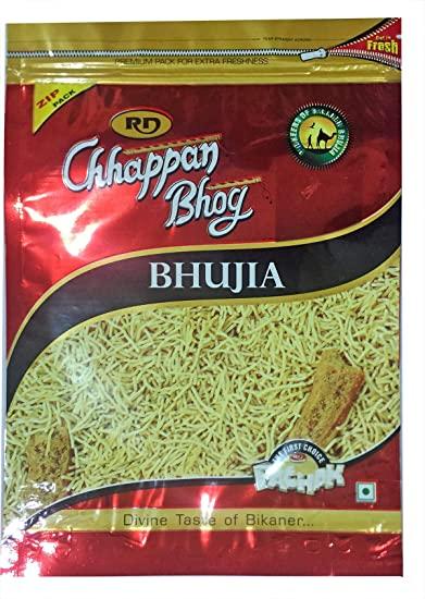 Top Namkeen Brands in India