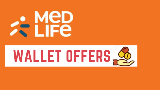 Medlife Wallet Offers