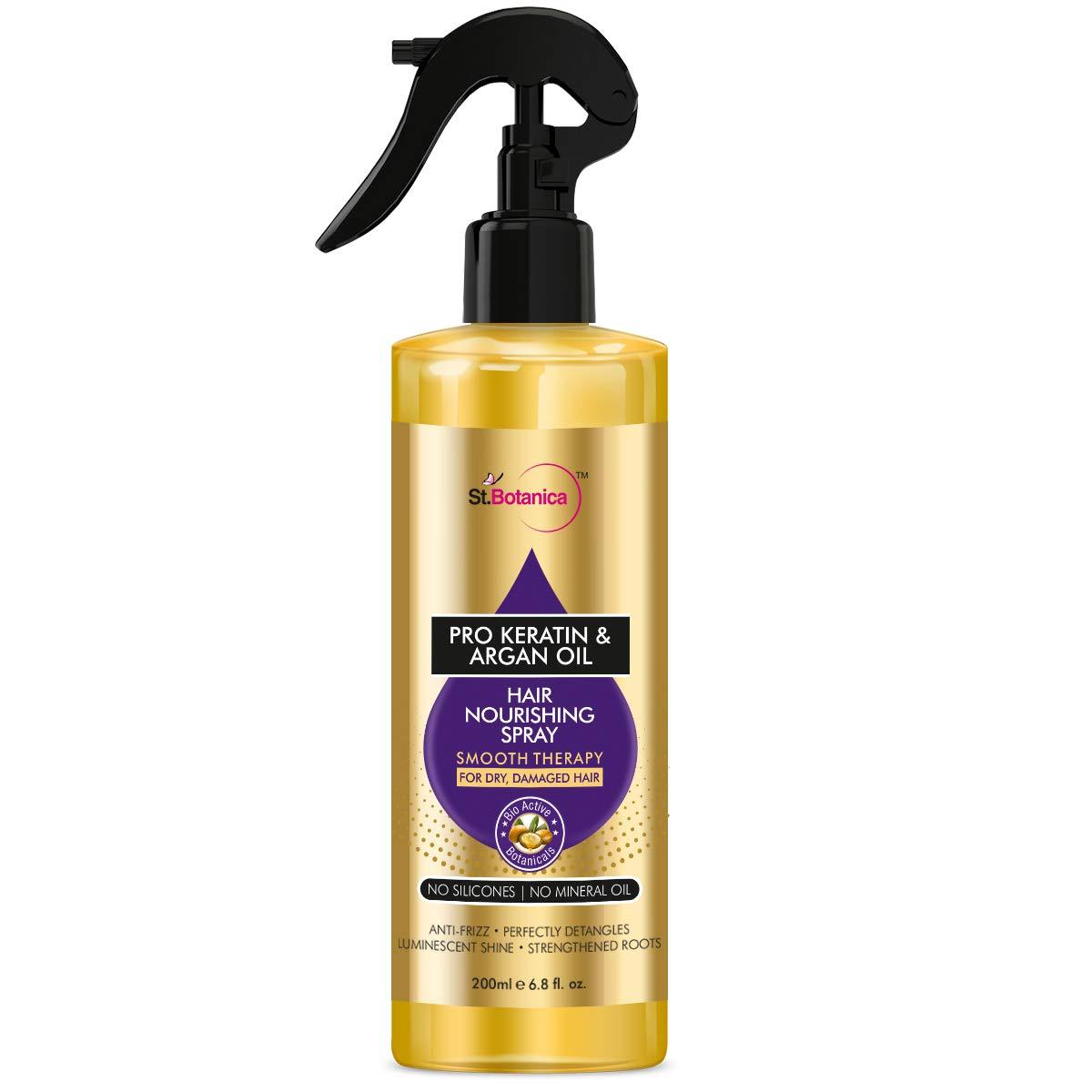 StBotanica Pro-Keratin & Argan Oil Hair