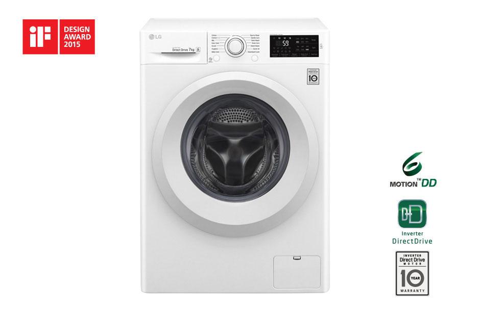 Top Front Loading Washing Machines in India