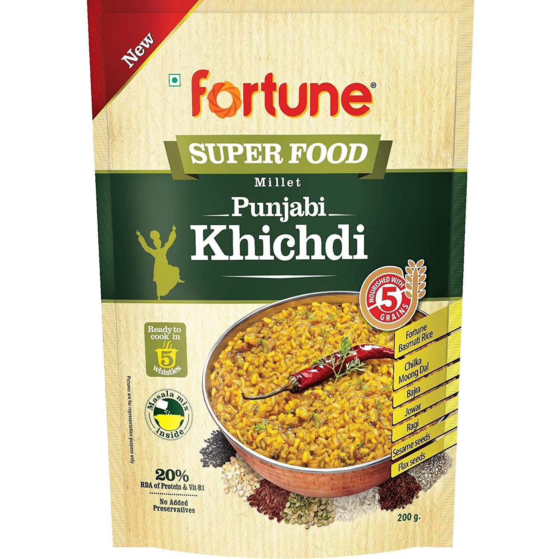 Fortune Superfood Punjabi Khichdi