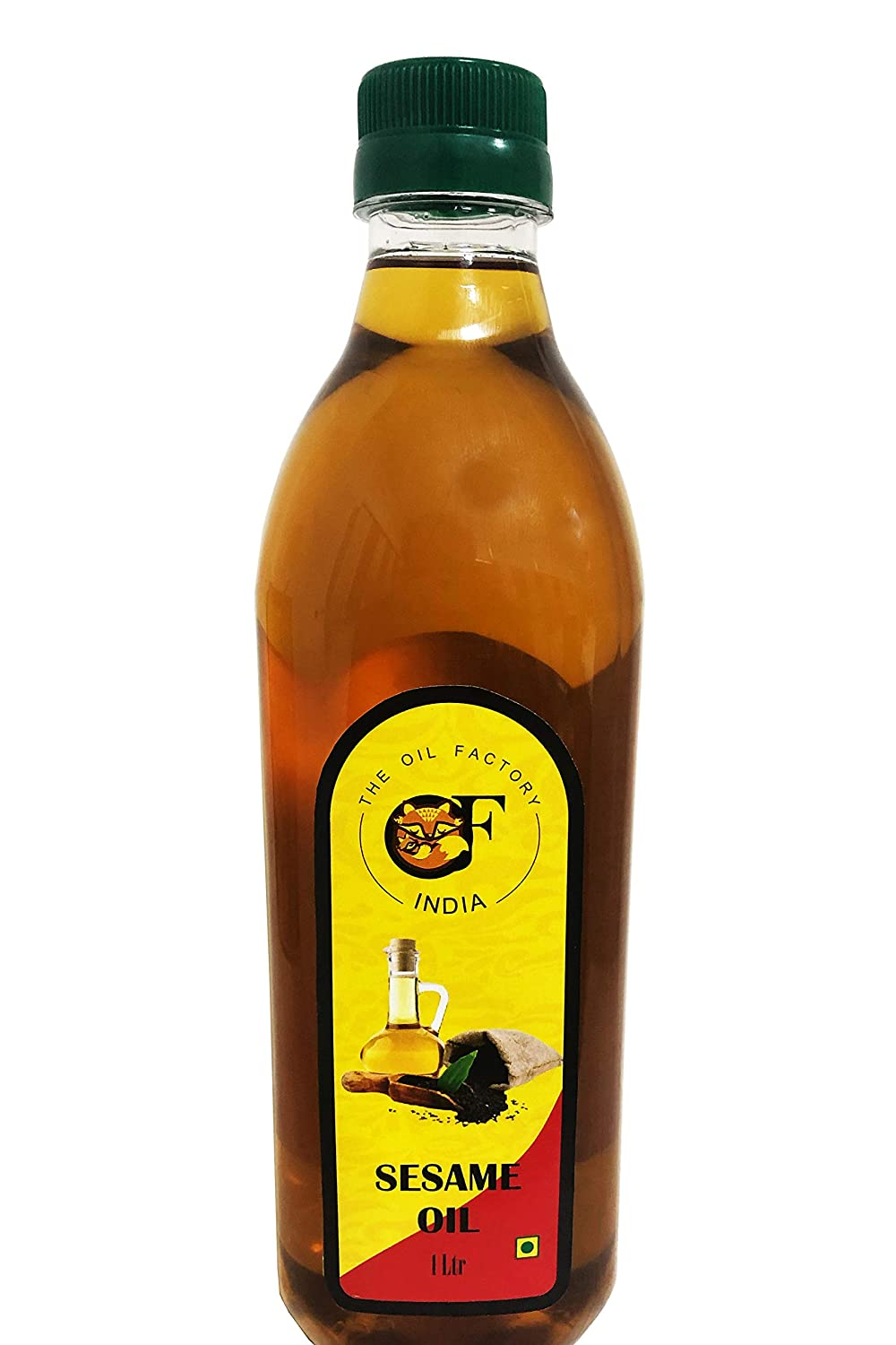 The Oil Factory Cold Pressed sesame oil