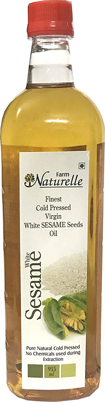 Farm Naturelle Virgin Sesame Oil