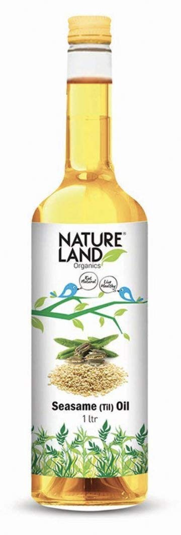Natureland Organics Sesame Oil