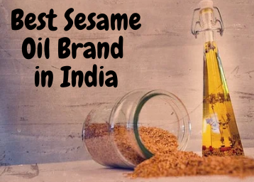 Best Sesame Oil in India