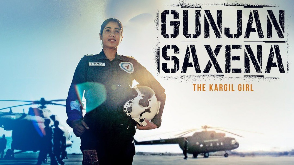 Gunjan Saxena The Kargil Girl