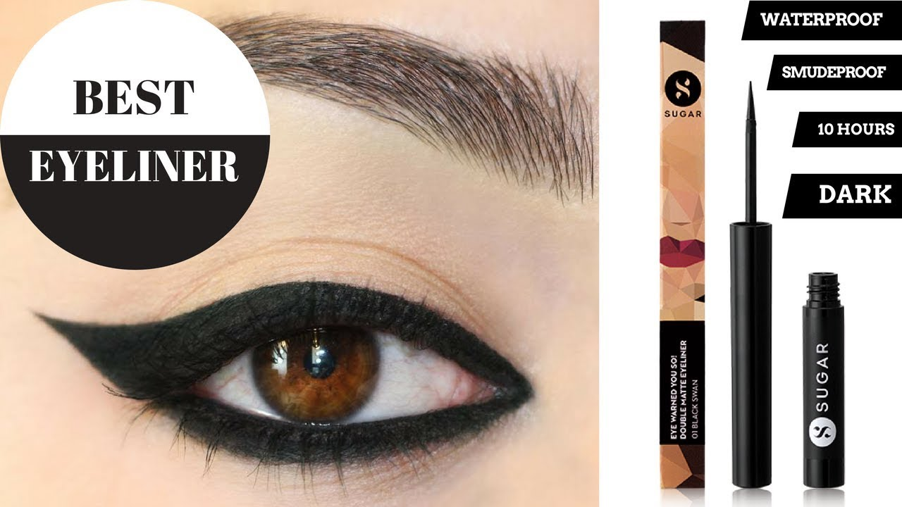Best Eyeliner Brands In India