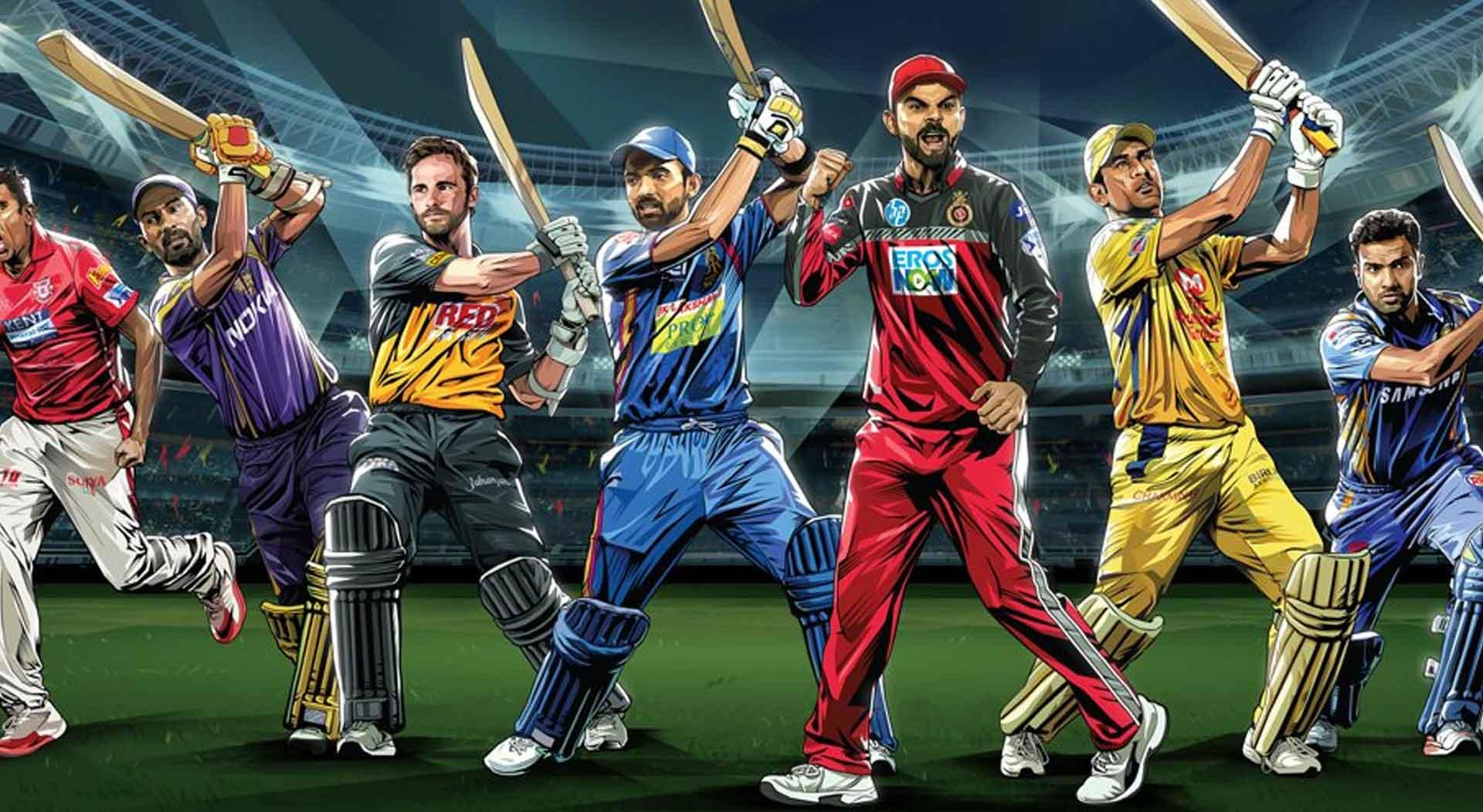 IPL 2020 Players List All Tea