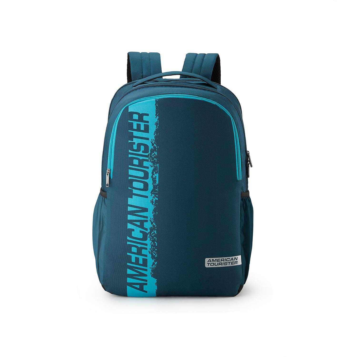 American Tourister Spin 49 cms Teal Laptop Backpack