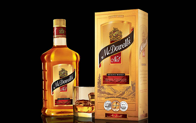 best alcohol brands in india