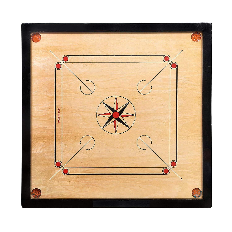 pathak Online 32 Inch Full Size Carrom Board