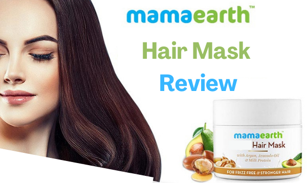 Mamaearth Hair Mask Review: Get Healthy And Shiny Hair Back