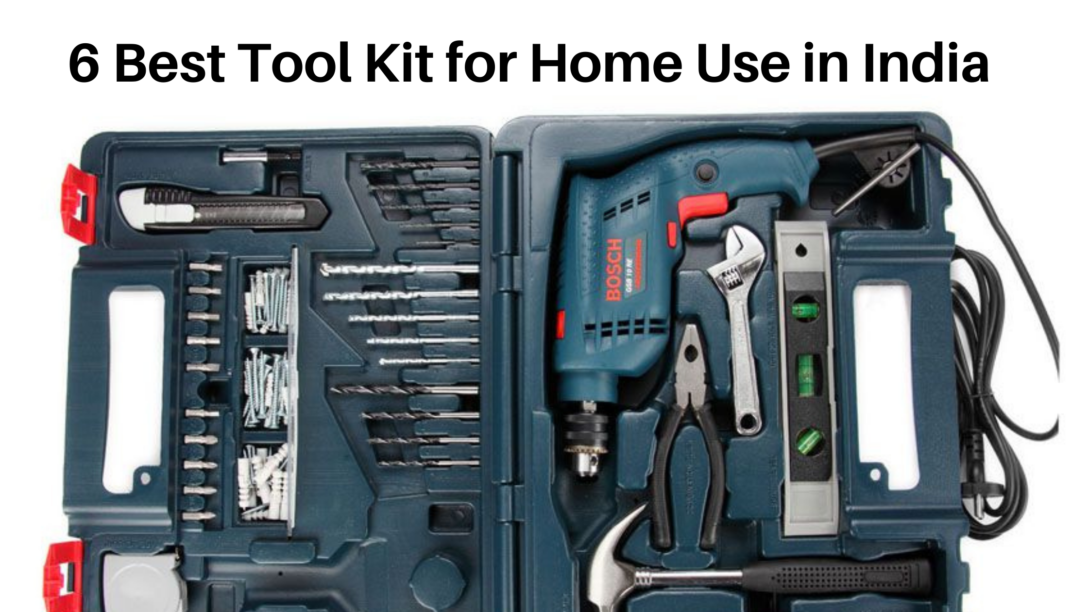 6 Best Tool Kit for Home in India 2020