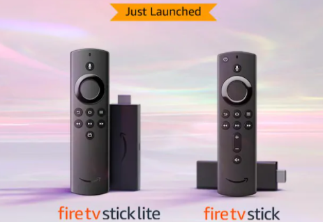 Amazon Launches Fire TV Stick in India with Dolby Atmos