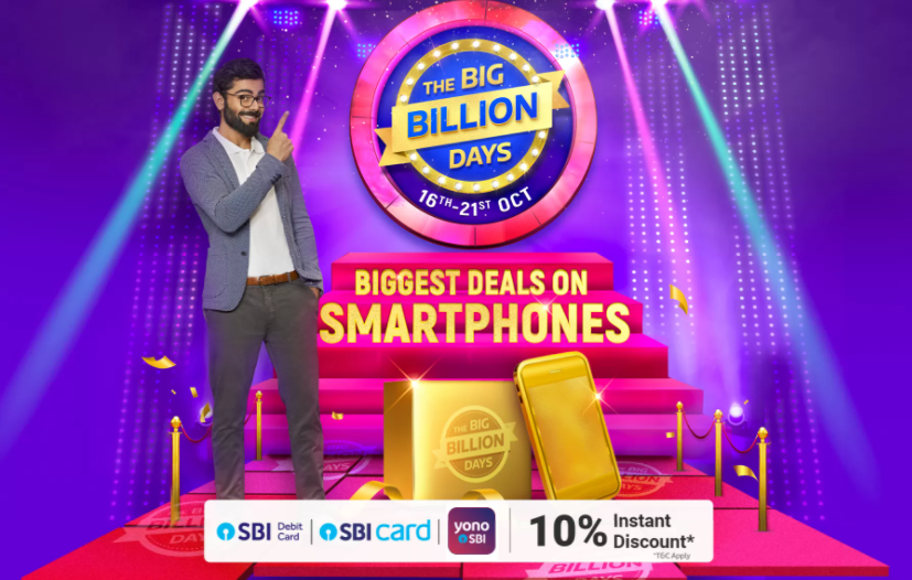 Flipkart Big Billion Day Mobile Sale: Top Mobiles at Lowest Prices Of The Year