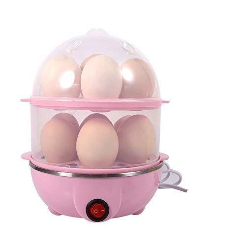 AP Electric 2 Layer 14 Egg Cooker Poacher