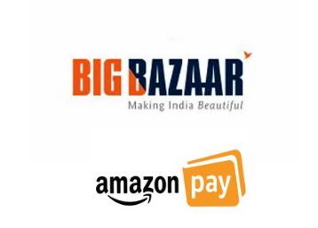 big bazaar amazon pay
