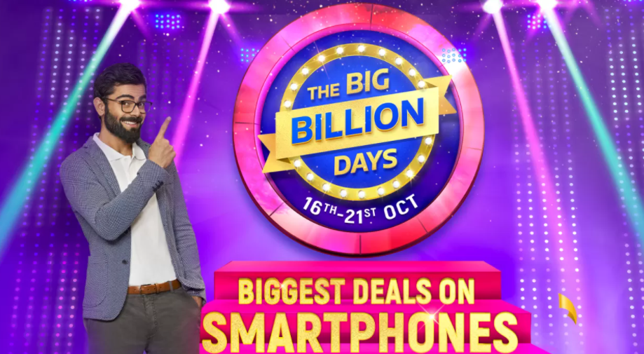 Top 4 Smartphones With Over Rs. 10,000 Discount During Flipkart Big Billion Days Sale 2020