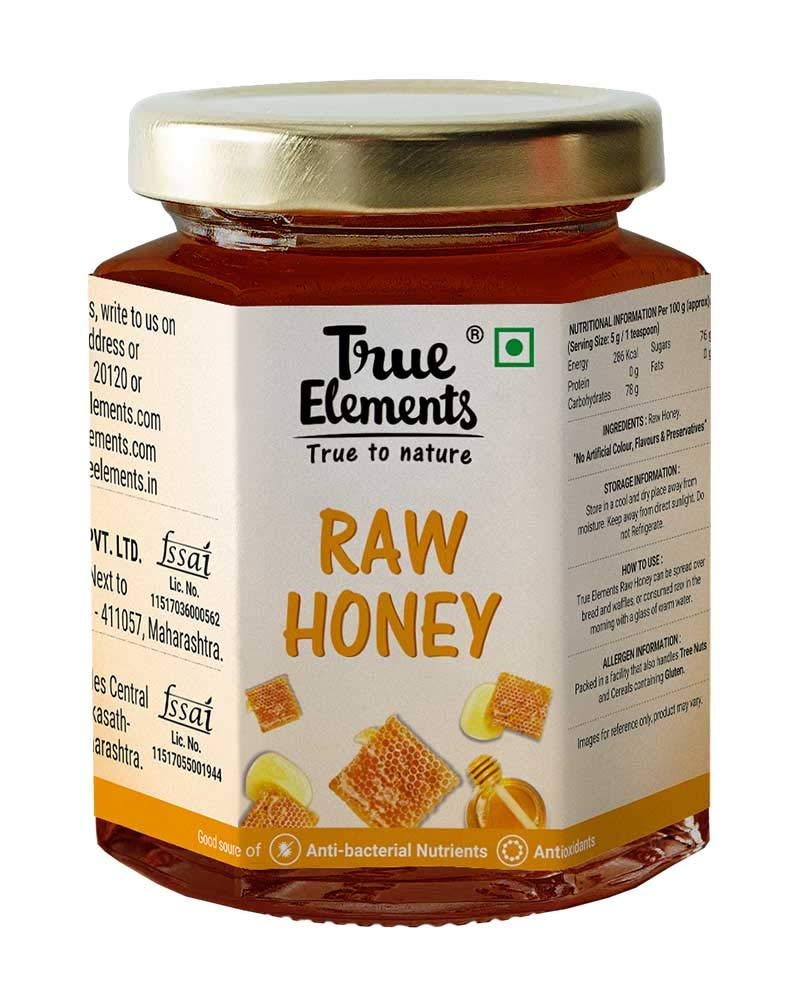 True Elements Honey