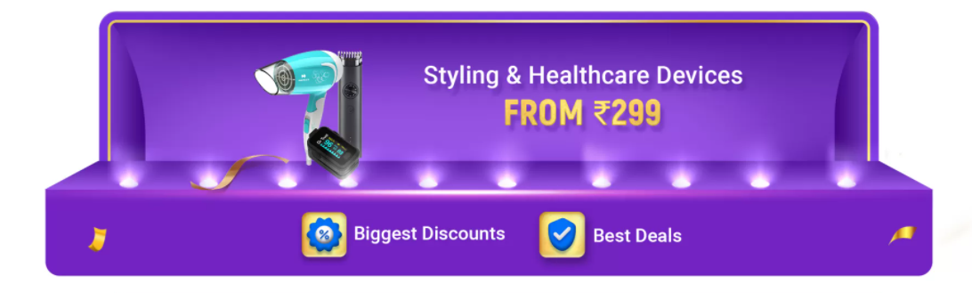 healthcare offers