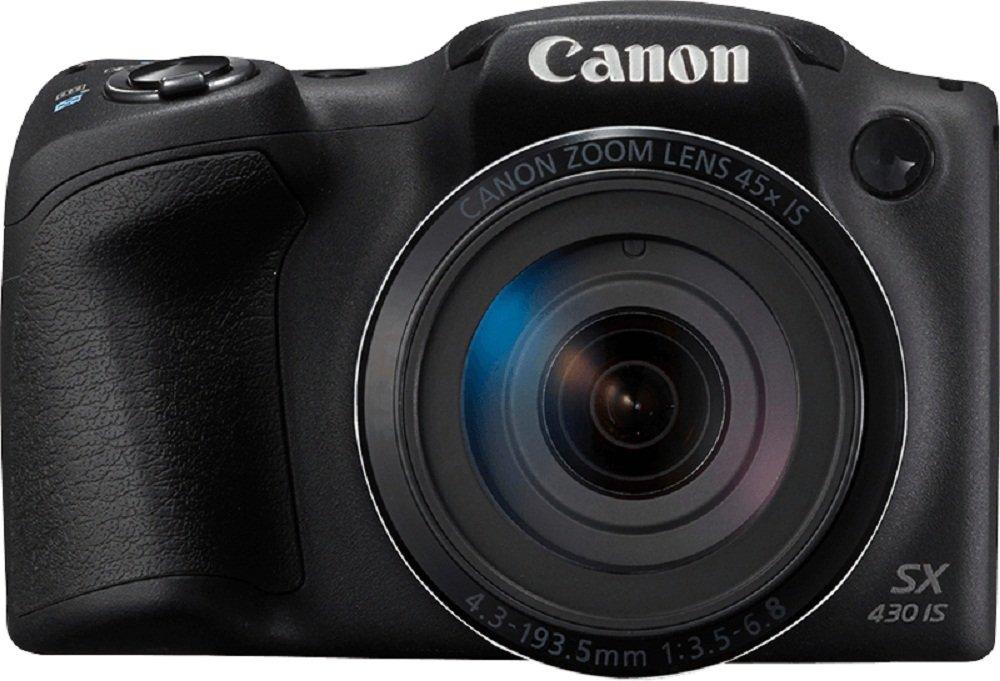 Canon PowerShot SX430 IS 20MP Digital Camera