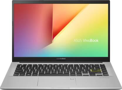 Asus Core i3 10th Gen - (4 GB/512 GB SSD/Windows 10 Home) X413JA-EK268T Thin and Light Laptop