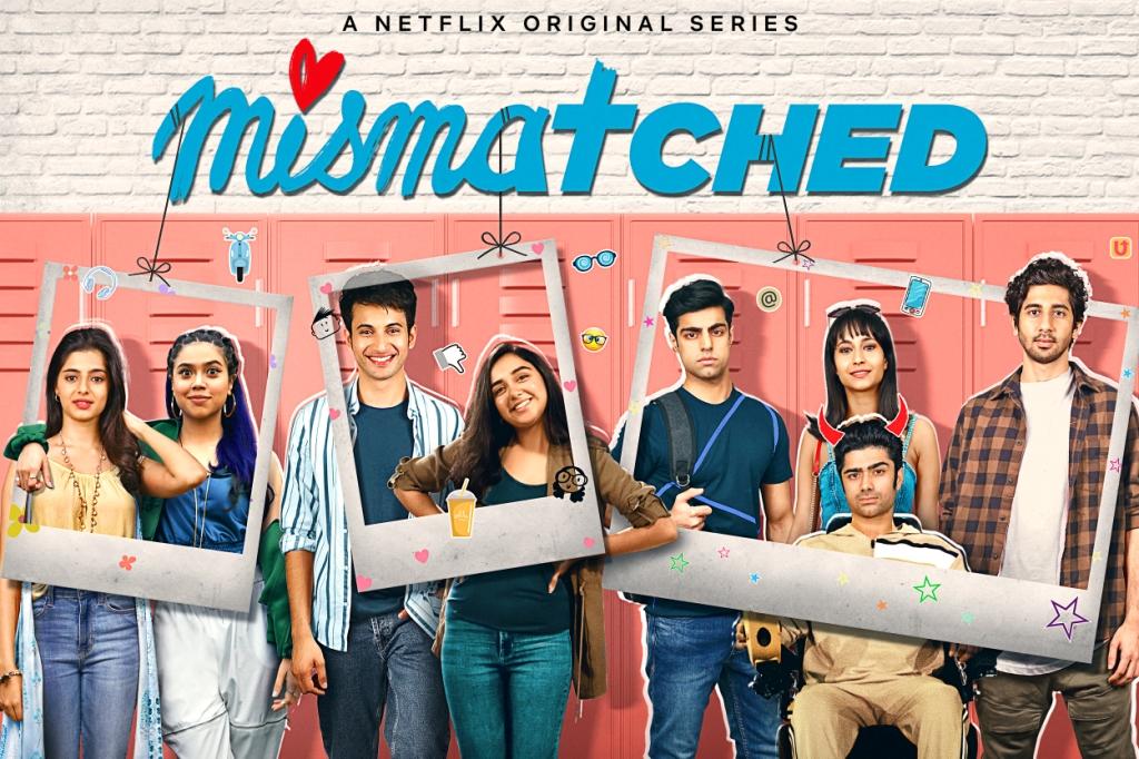 Watch Mismatched Series Online
