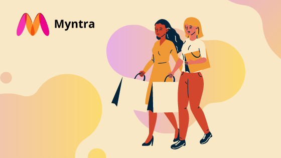 Myntra Refer and Earn