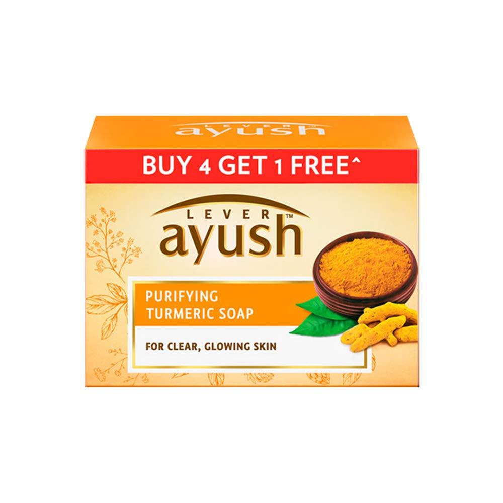 ayush ayuvedic soap